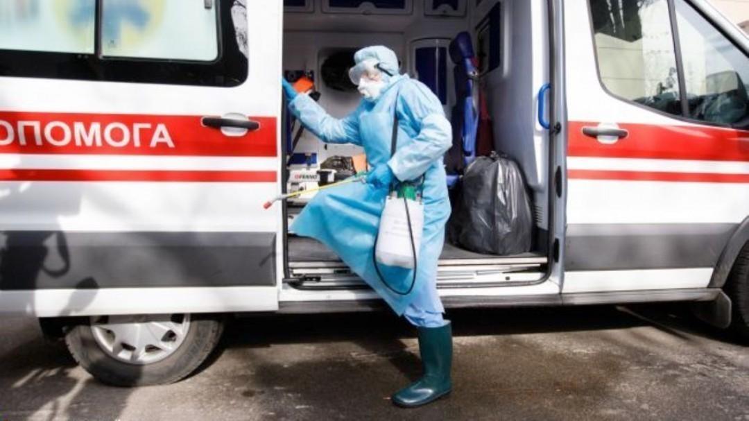 В Киеве новый антирекорд по количеству людей, заболевших COVID-19