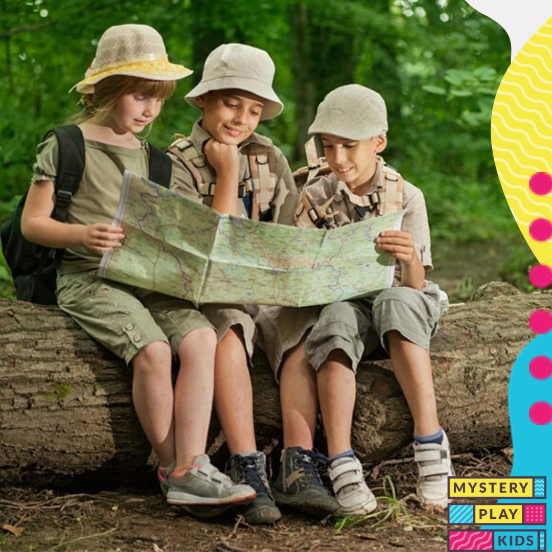 Организация детских праздников в Киеве от Mystery Play Kids