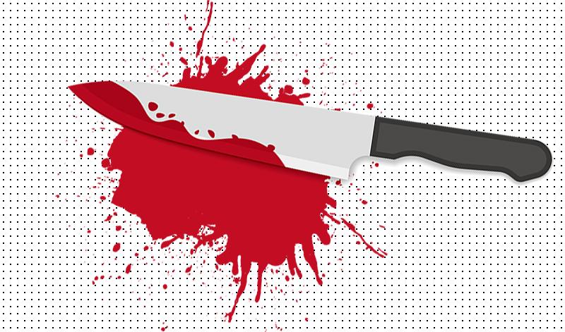 В Киеве мужчина убил родную мать, которая приехала к нему в гости