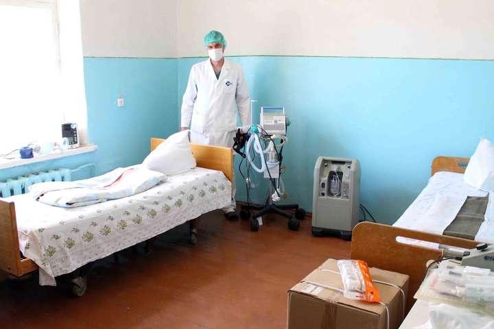 В Киеве может не хватить мест для всех больных COVID-19