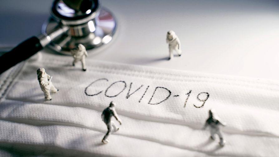 В Киеве 6115 человек заболели COVID-19
