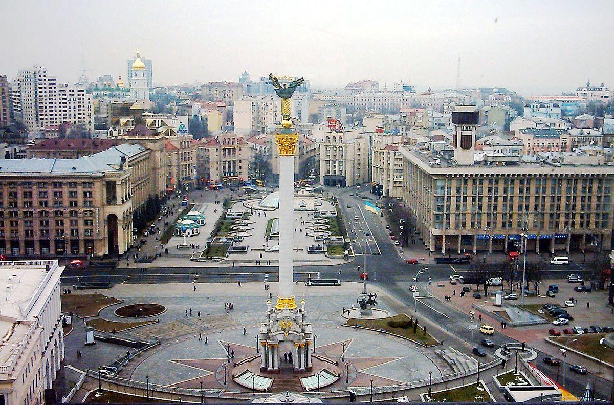 Кличко намерен отремонтировать Майдан Незалежности и Крещатик