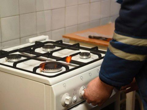 В Киеве мужчина в своей квартире напустил газ