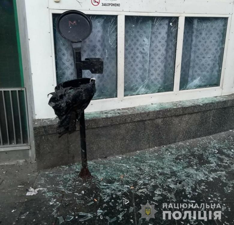 На Шулявке прогремел взрыв. Пострадали четверо мужчин
