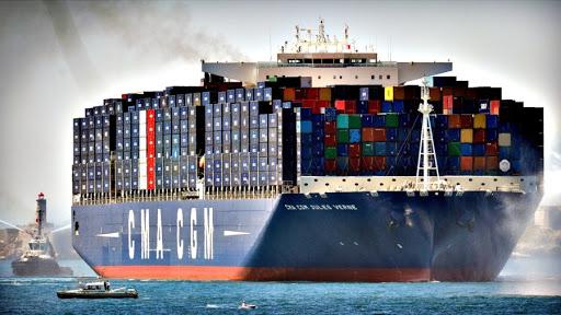 Транспортировка грузов из Китая по морю