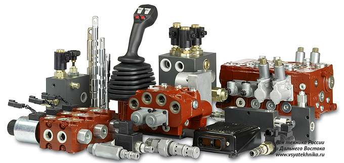 Гидравлическая система спецтехники: основные преимущества в использовании