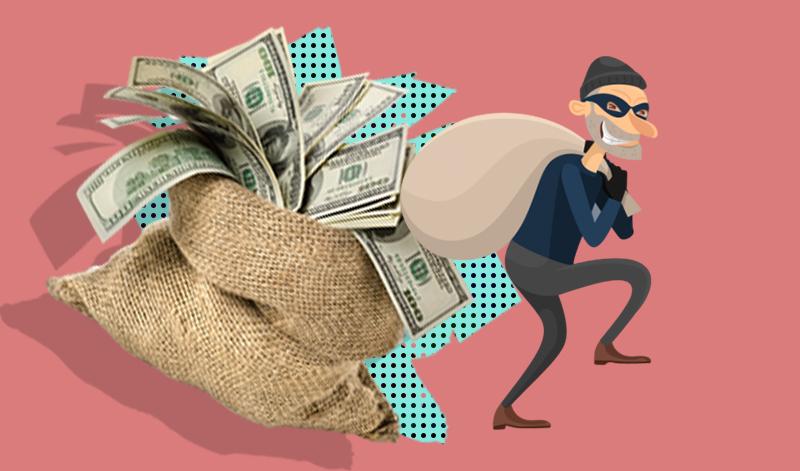 """В Киеве задержан """"валютчик"""", обокравший клиента на 30 000 долларов"""