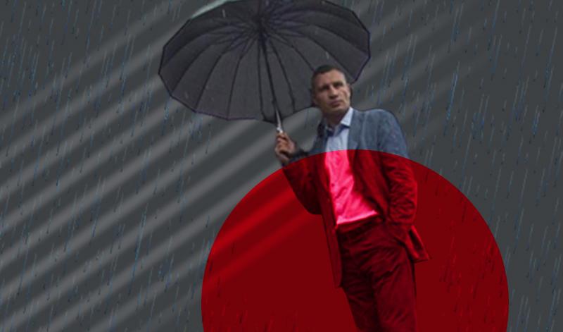 """Кличко объяснил, почему после дождей Киев всегда """"плывет"""""""