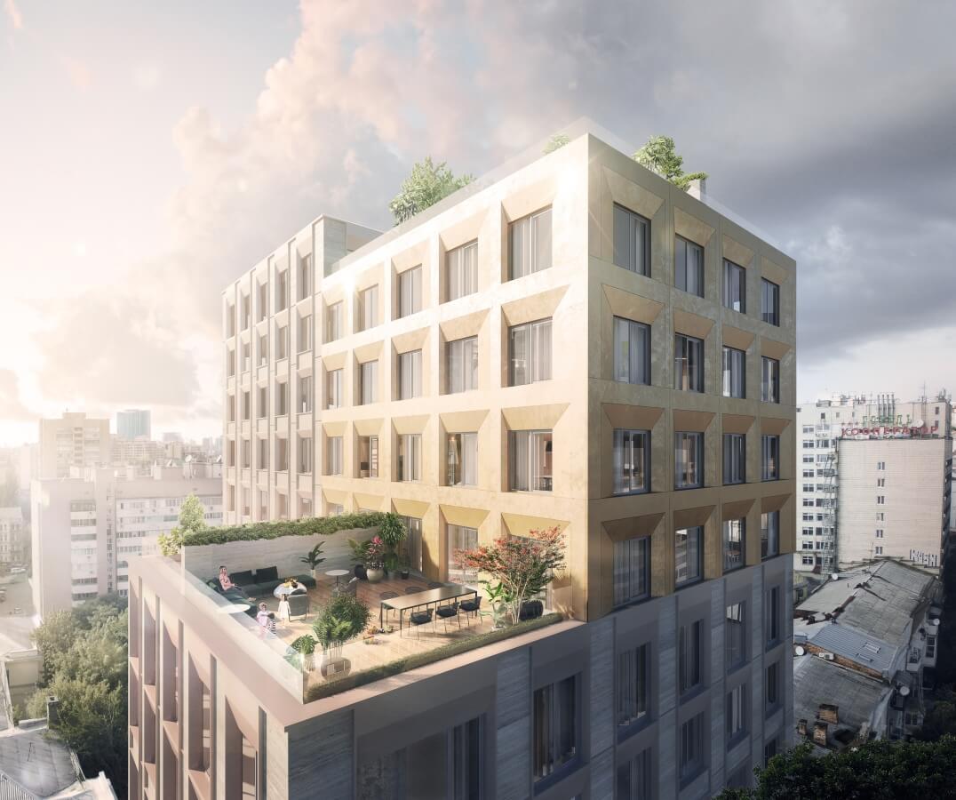 Обзор двухкомнатных квартир в ЖК RESIDENT Concept House