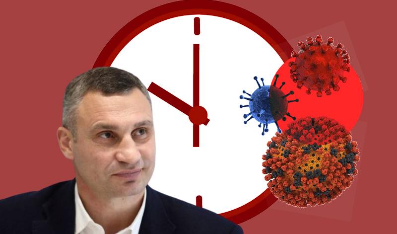 Кличко рассказал, сколько нужно времени, чтобы вылечить COVID-19
