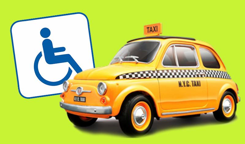 В Киеве запустят такси для детей с инвалидностью