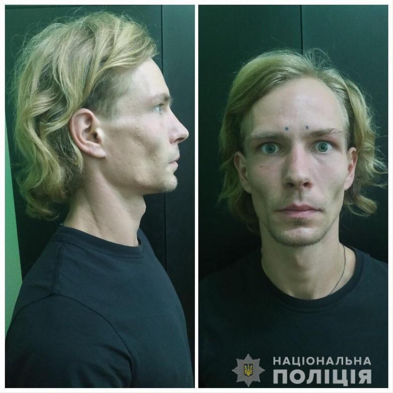 Полиция разыскивает насильника 25-летней киевлянки