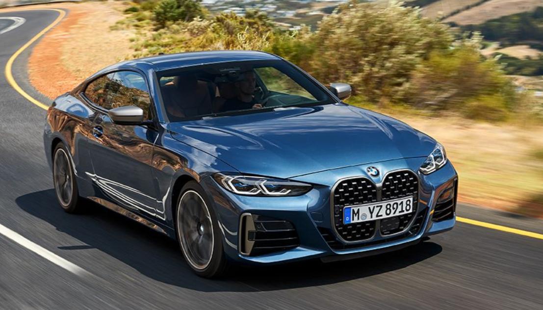 BMW готовит новую спортивную машину 4 серии Coupe