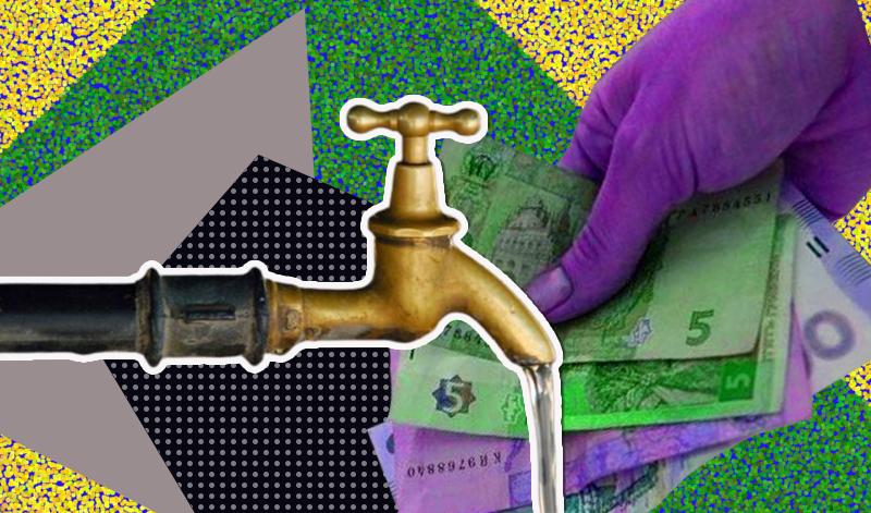 В КГГА пообещали сделать все, чтобы вода в Киеве не подорожала
