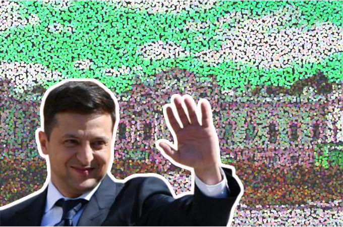 Жители Киева смогут ходить в гости к Зеленскому