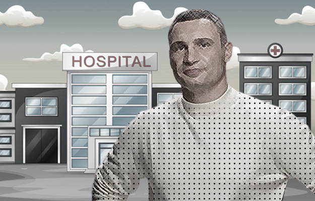 Кличко пообещал развернуть 7000 койкомест для больных COVID-19