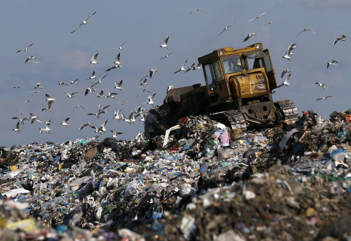 Рекультивация мусорного полигона №5 не спасет киевлян от экологического бедствия