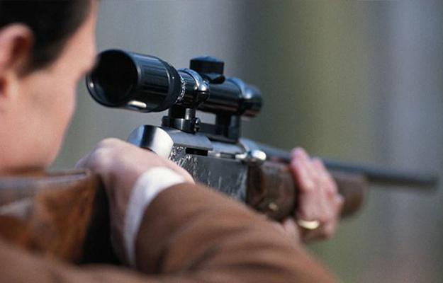 В Киевской области пенсионер-хулиган решил пострелять по людям