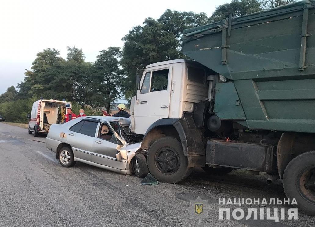 В ДТП под Киевом погибли мать и ее несовершеннолетняя дочь