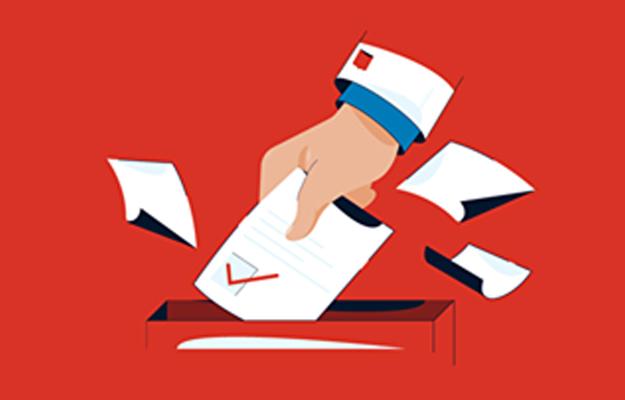 Больные коронавирусом смогут принять участие в выборах 25 октября