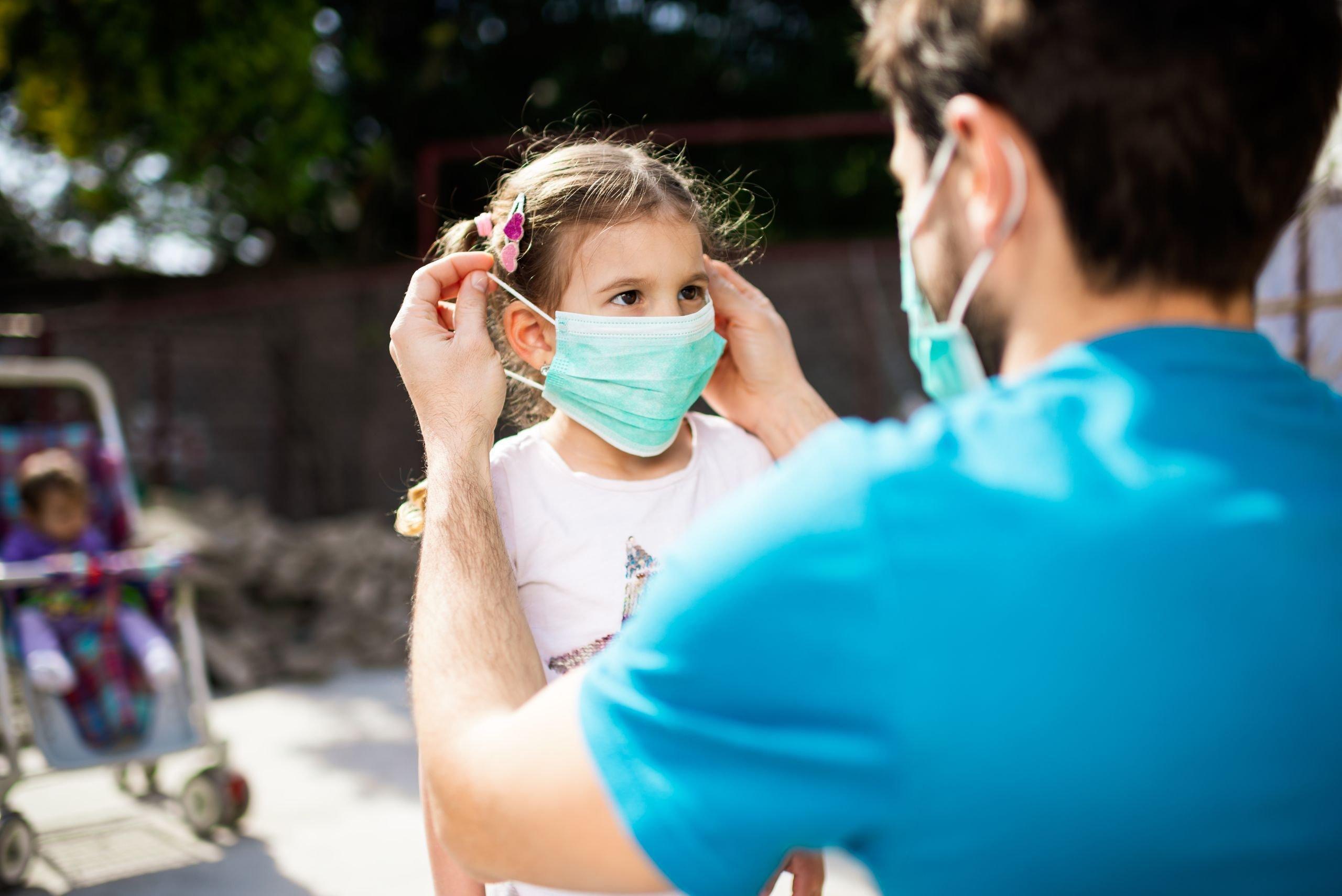 Кличко обеспокоен ростом заболеваемости COVID-19 в детских садиках