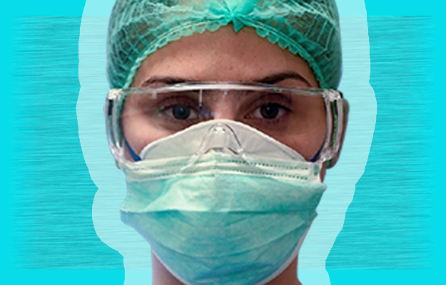 Киевские врачи не хотят работать в условиях пандемии