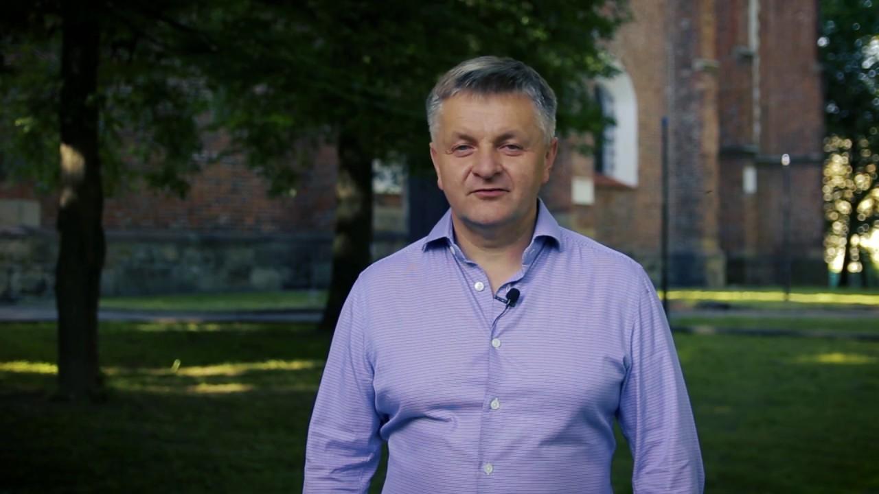 Підприємець Андрій Веселий — кандидат на посаду голови ОТГ у Дрогобичі