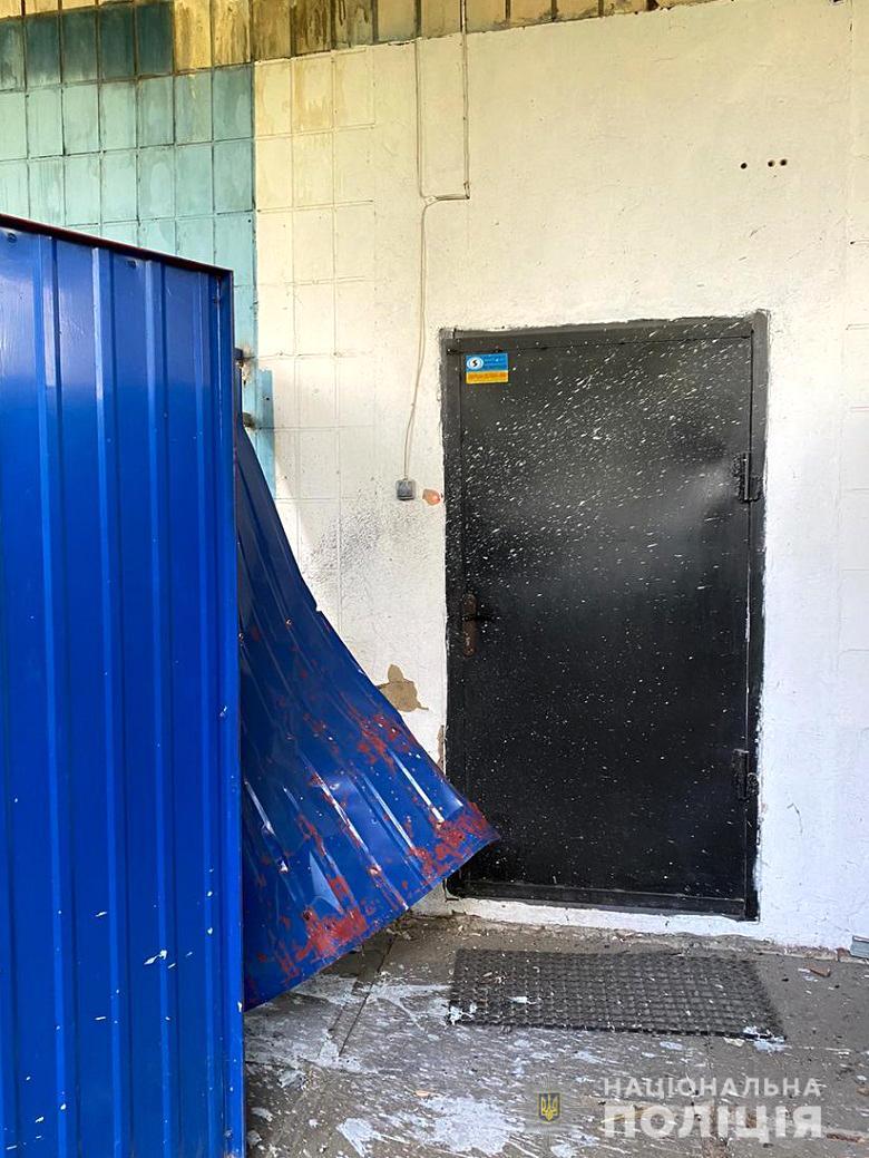 На Оболони под офисом взорвали гранату