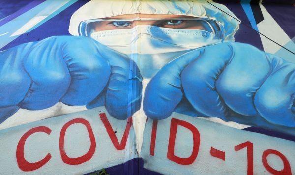 В Киеве зафиксировали еще 563 новых случая COVID-19