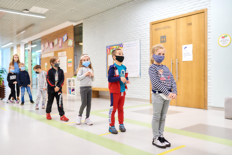 В школах Киева не будут объявлять карантин из-за COVID-19