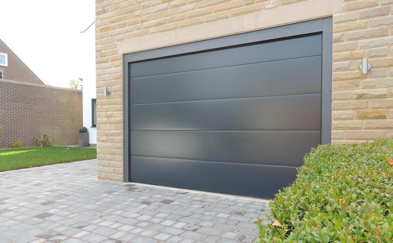 Какие ворота лучше выбрать для гаража?