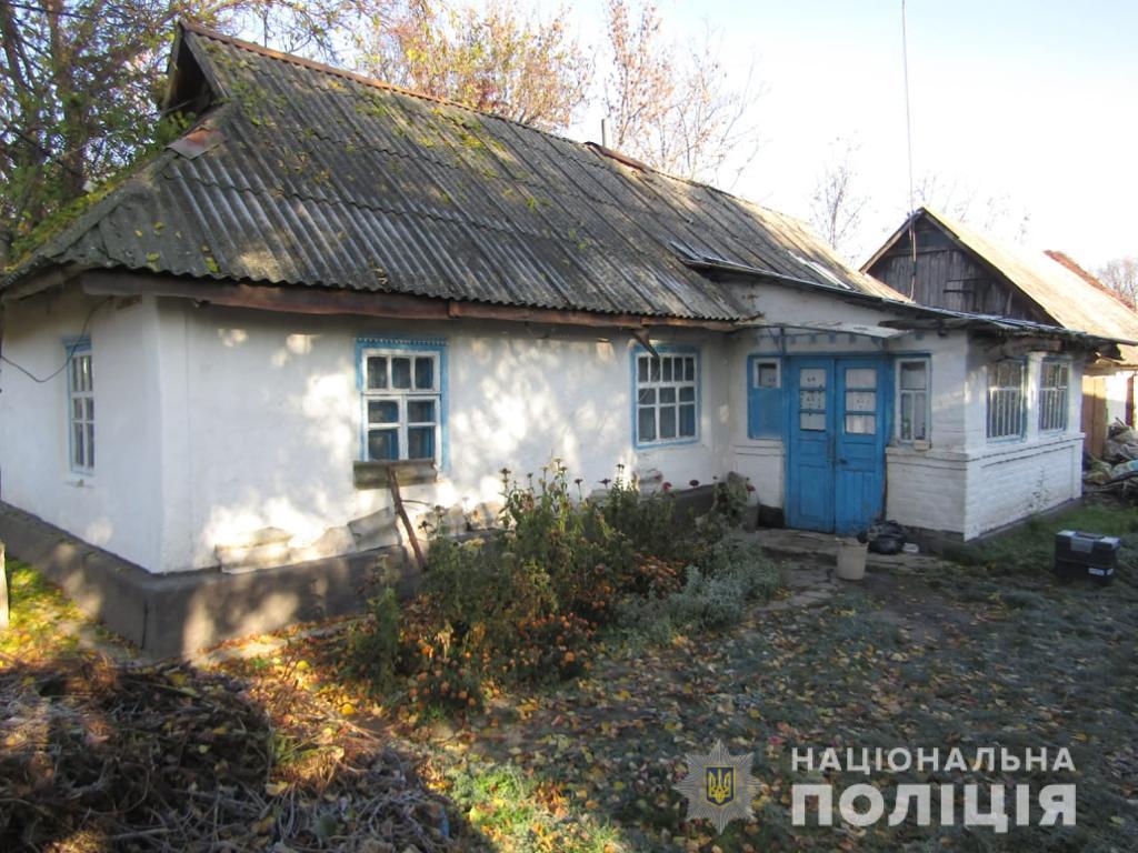 Под Киевом пьяный сын до смерти избил свою мать