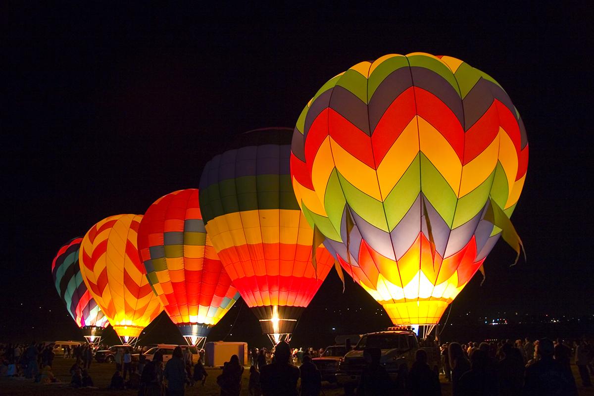 В Киеве на ВДНХ состоится фестиваль огромных воздушных шаров