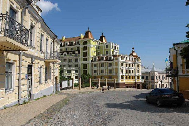 «Маркон» выбрал компромисс: этажность отеля на Андреевском будет понижена
