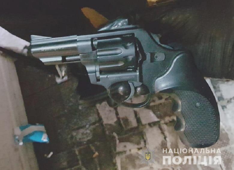 В Киеве иностранец расстрелял мужчину на улице