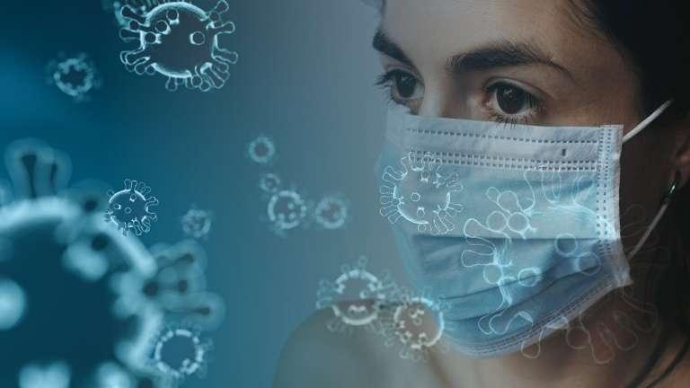 В Киеве стала меньше заболеваемость коронавирусом