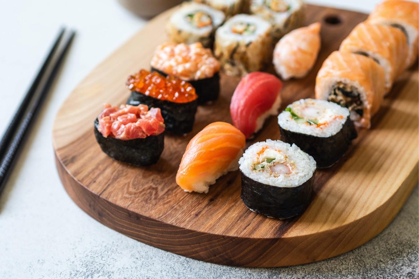 Доставка суши в Харькове