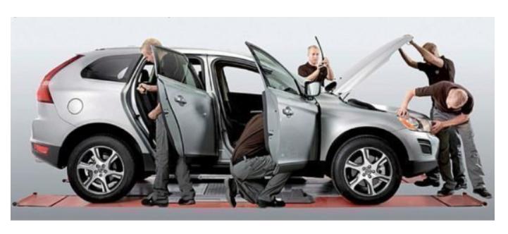СТО TopAuto: профессиональное обслуживание и ремонт автомобилей марок Тойота и Лексус в Киеве