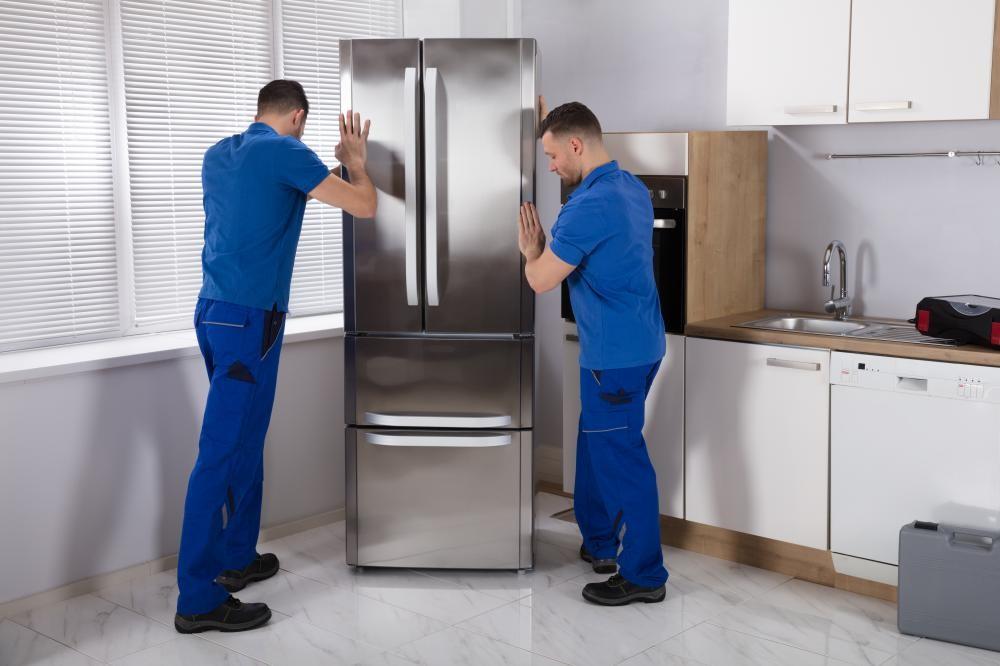 Установка холодильника своими руками. Советы мастера