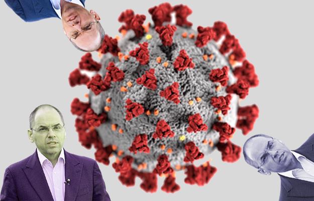 В МОЗе объяснили, почему изменилась статистика заболеваемости COVID-19