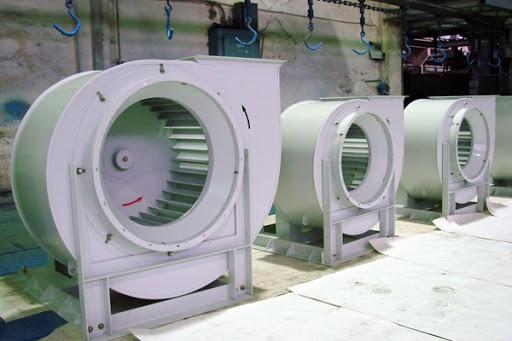Що таке промислові вентилятори та де їх необхідно застосовувати