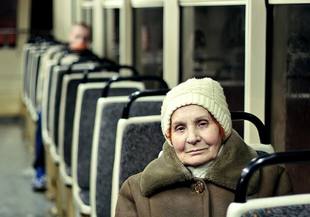 Жители других городов продолжат ездить в транспорте Киева со льготами