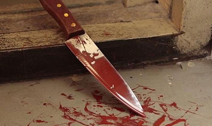 На Троещине мужчина из ревности зарезал свою сожительницу