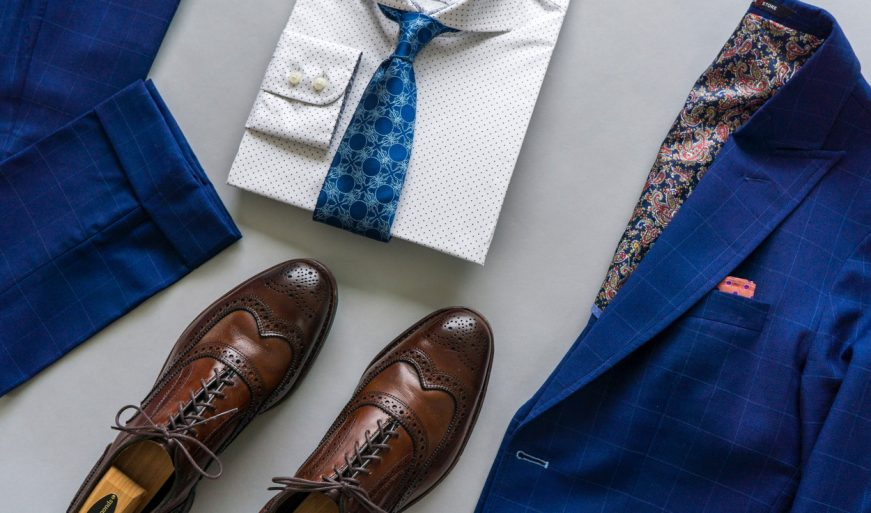 Как завязать галстук разными способами