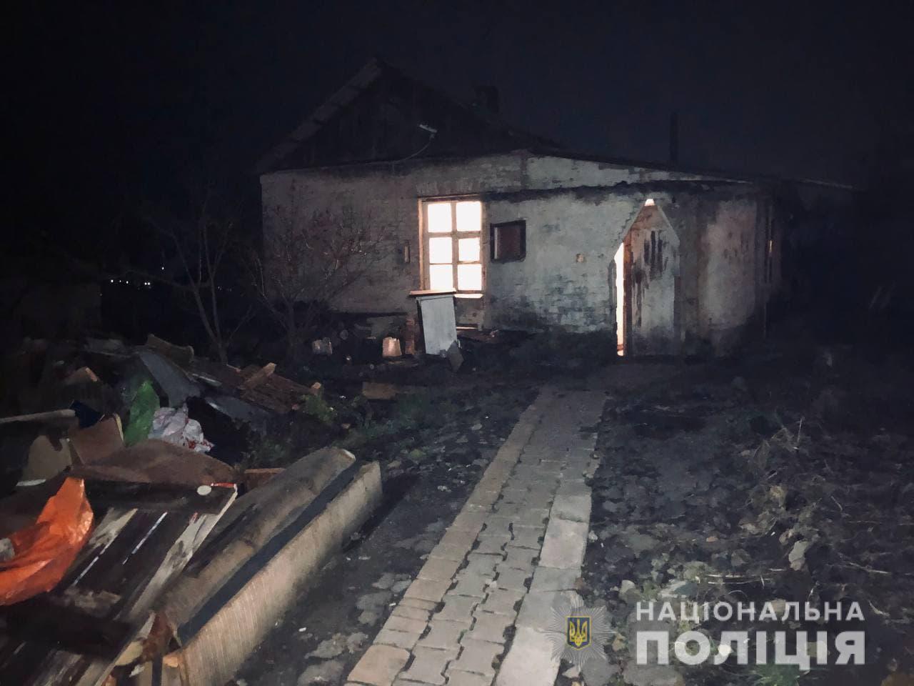 На Киевщине мужчина наврал полицейским о нападении на его жену