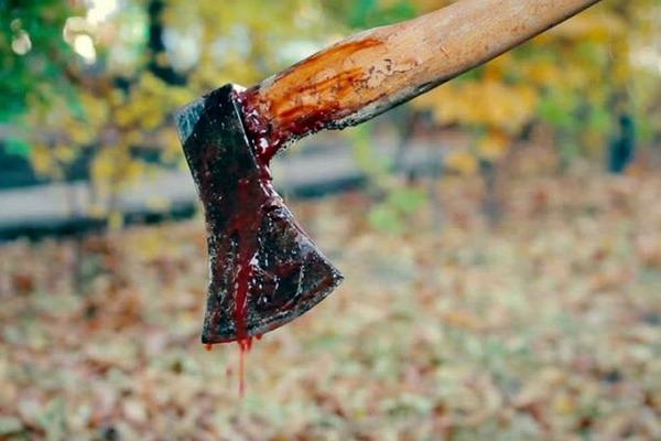 Под Киевом мужчину зверски убили топором