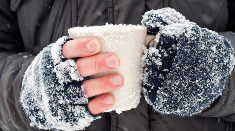 Киевляне могут остаться без электричества в сильные морозы