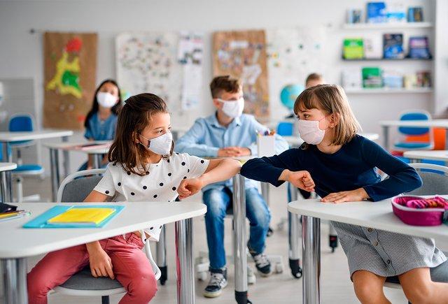 Кличко сообщил, когда в школах Киева восстановят учебу