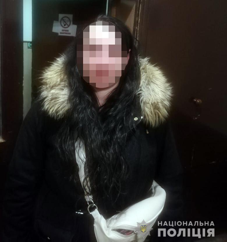 В Киеве женщина на почве ревности ударила ножом своего мужа