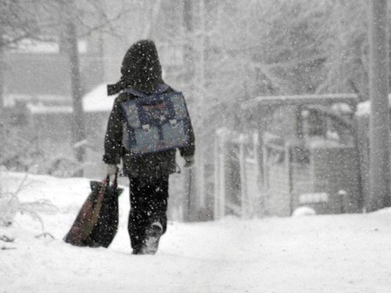 В КГГА сообщили, что школы и детсады восстановят работу с 15 февраля